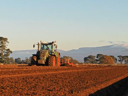 Gerard Healy, Stuart Bowman, Don Murray y Duncan McNeil, agricultores y contratistas de Australia - 200 a 900 Vario