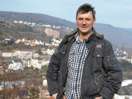 Frank Hemmes, viticulteur sur les rives du Rhin et de la Nahe, Allemagne - 208 Vario V